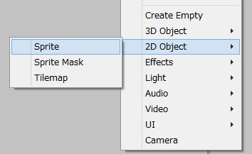 Create Sprite